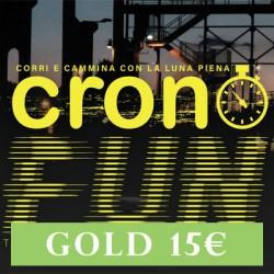 Crono FUN  NC - GOLD