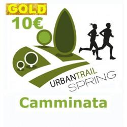 CAMMINATA  - GOLD